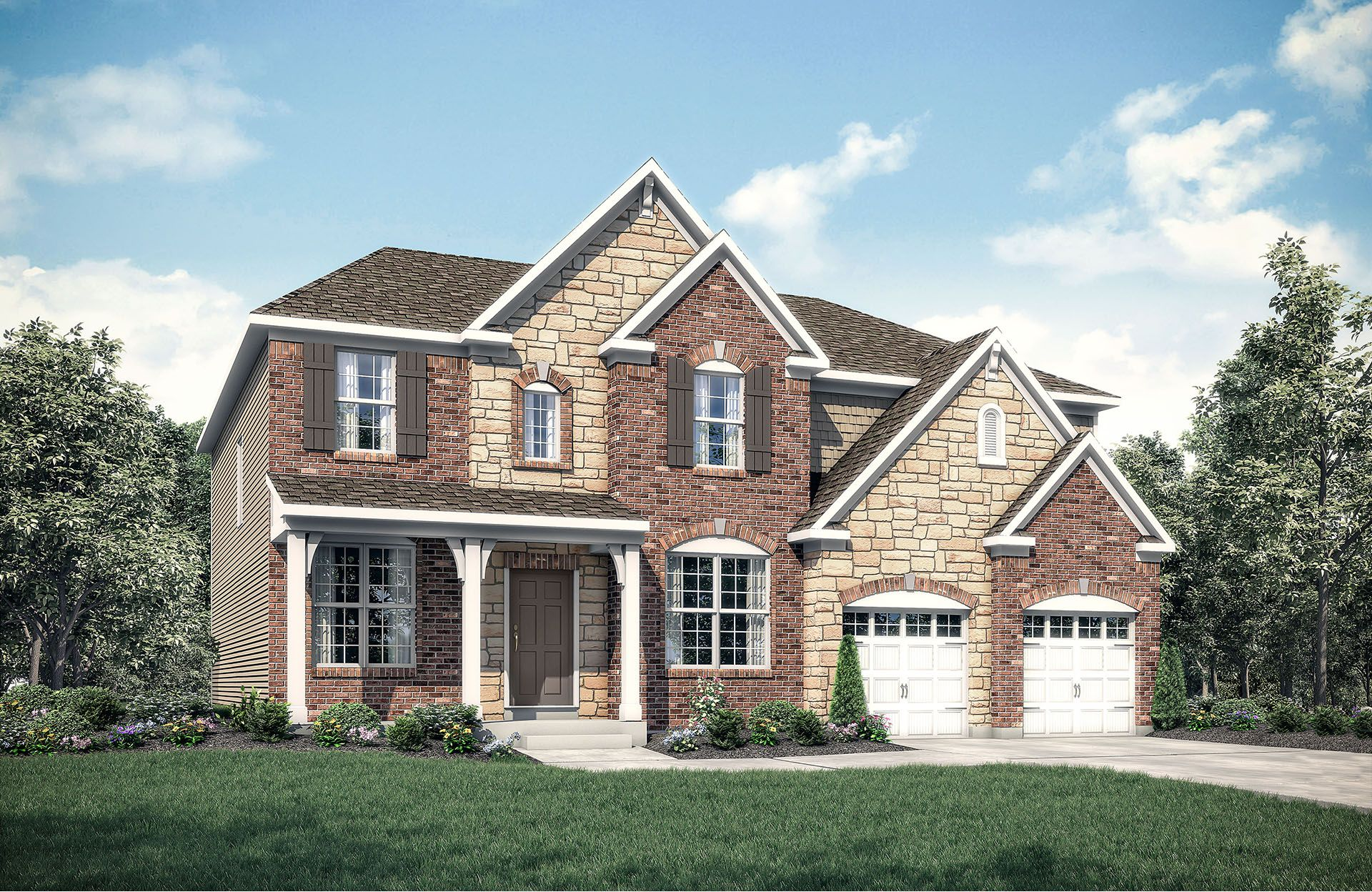 Buchanan - Coleman Woods: Cleves, OH - Drees Homes