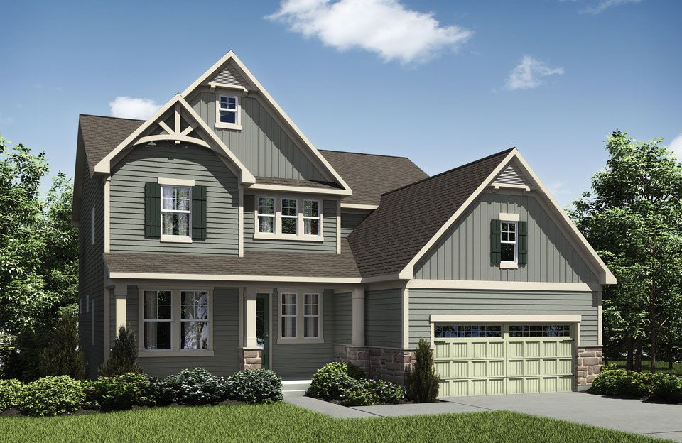 Sasha - Poplar Estates: Stafford, VA - Drees Homes