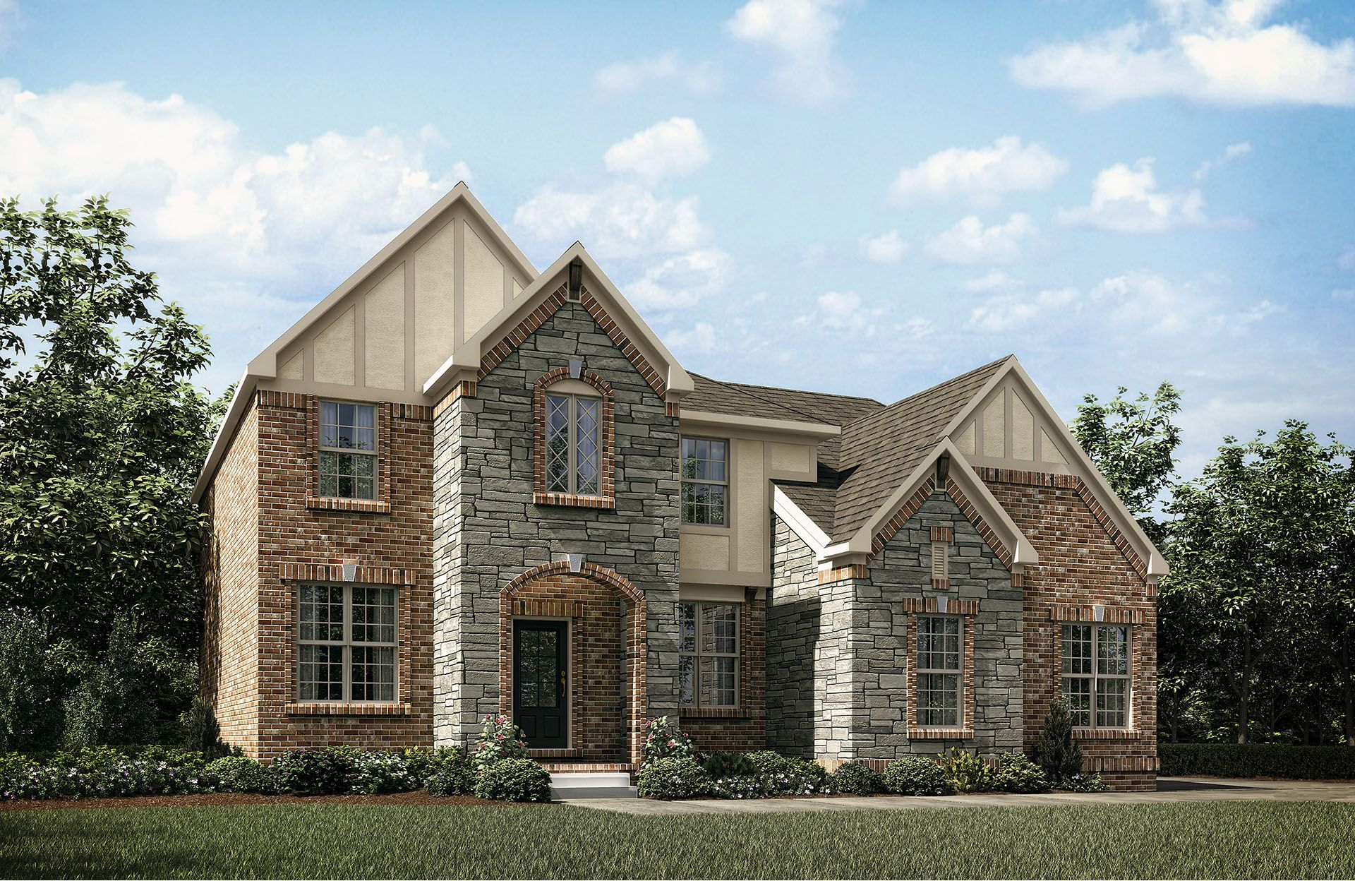 Bradford - Burkitt Place: Nolensville, TN - Drees Homes