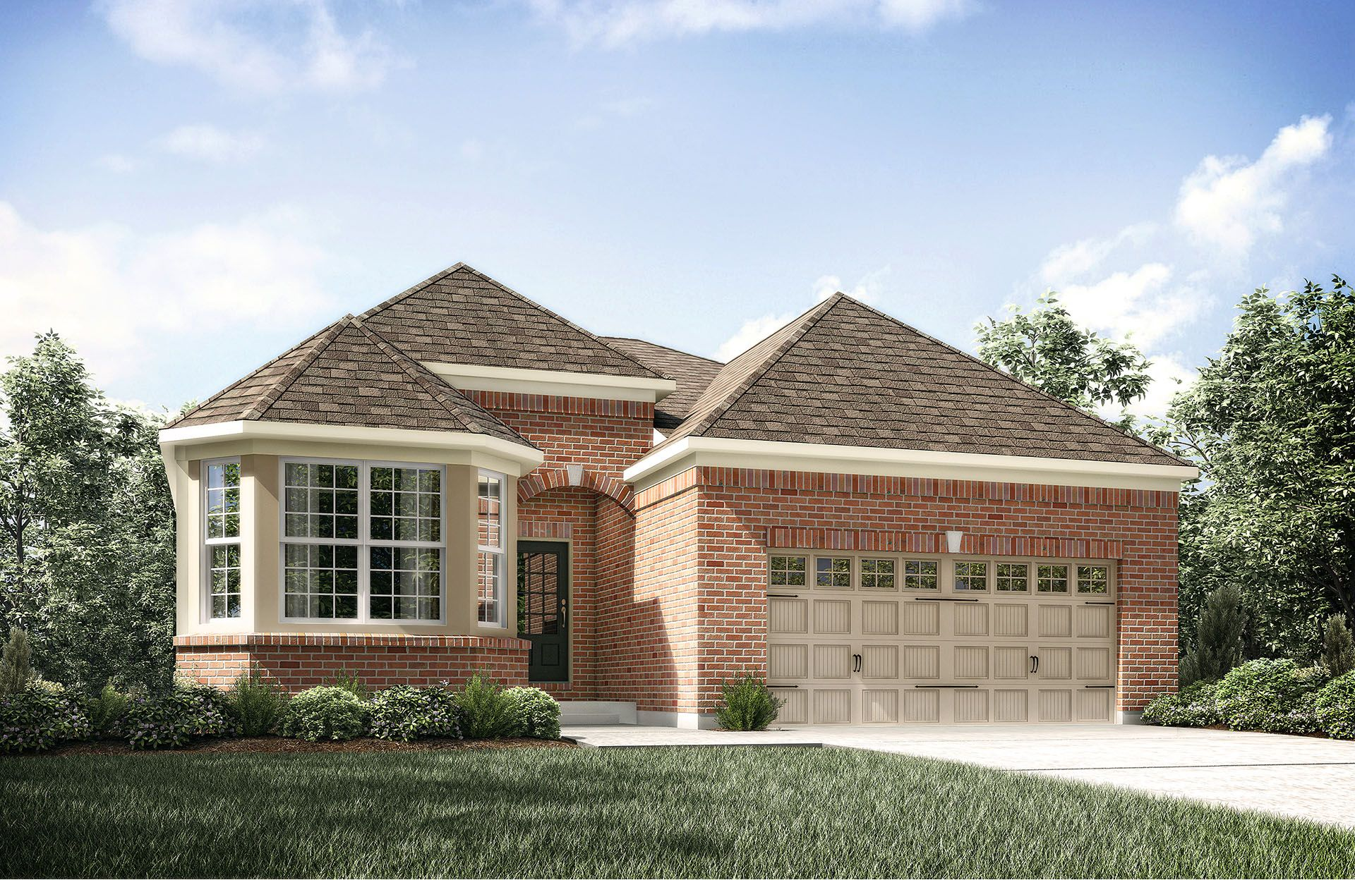 Bradenton - Heritage at Miami Bluffs: Maineville, OH - Drees Homes