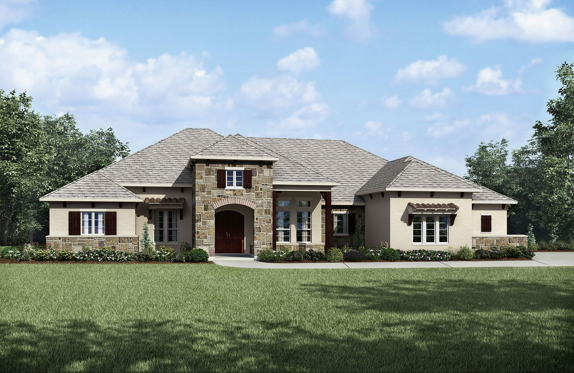 Channing - Gabriels Grove: Georgetown, TX - Drees Custom Homes