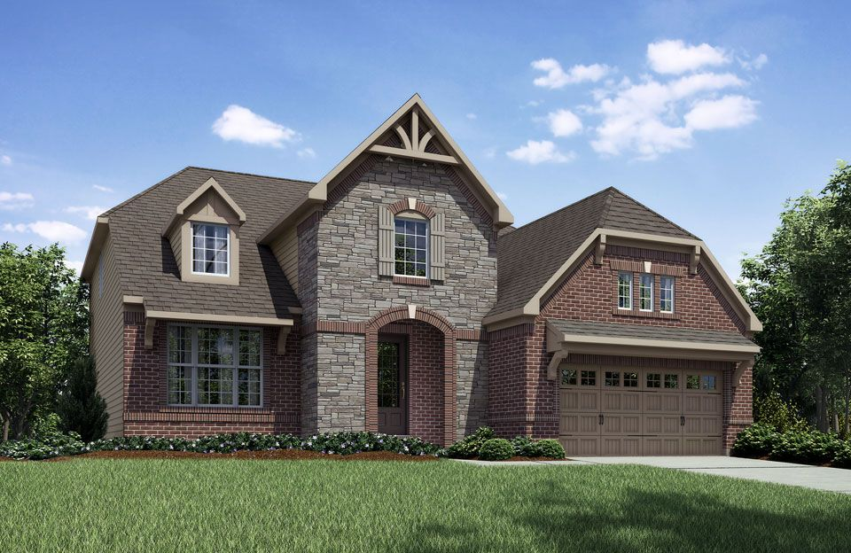 Abriel - Spring Hill Highlands: Uniontown, OH - Drees Homes