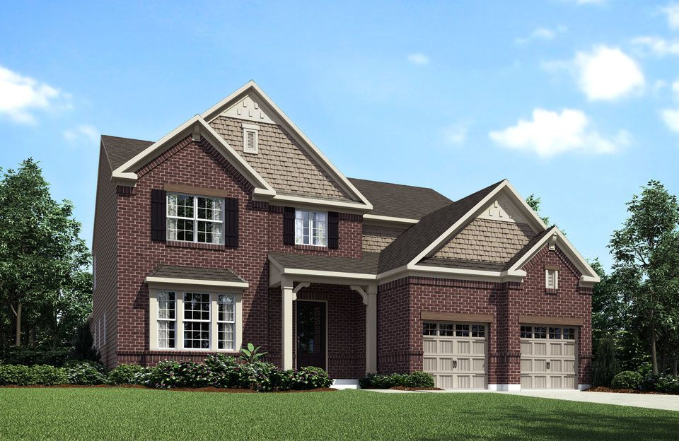Rowan - Highland Park: Avon, OH - Drees Homes
