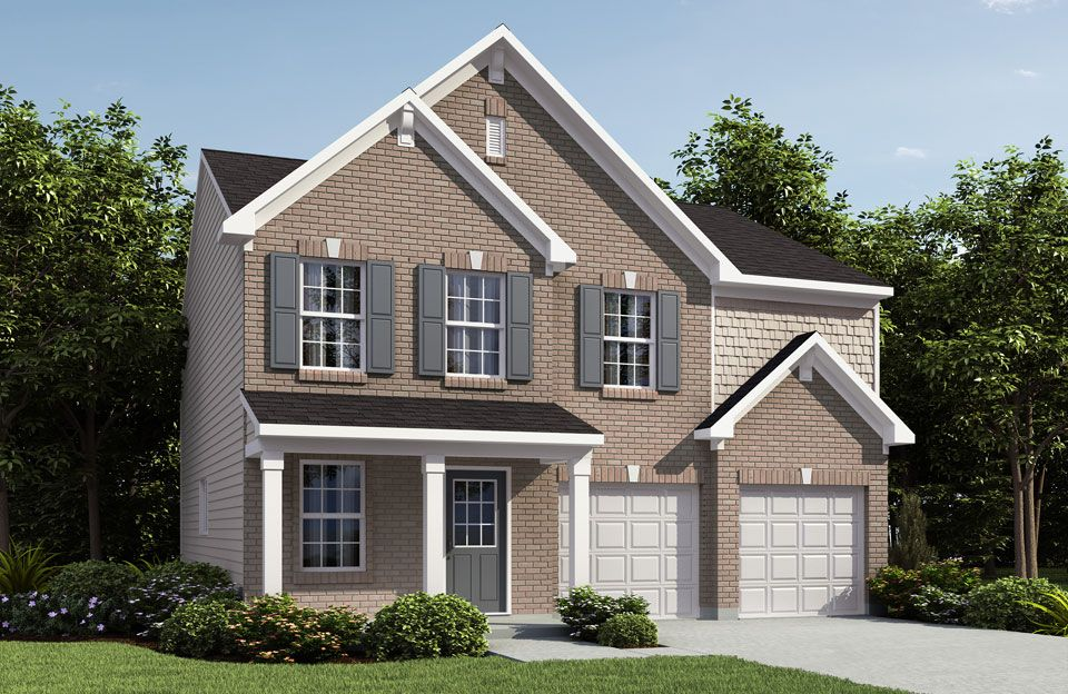 Staffordshire - Harrison Woods: Cincinnati, OH - Drees Homes