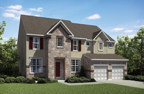 Braddock Ridge by Drees Homes in Washington District of Columbia