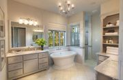 homes in Woodford by Drees Custom Homes