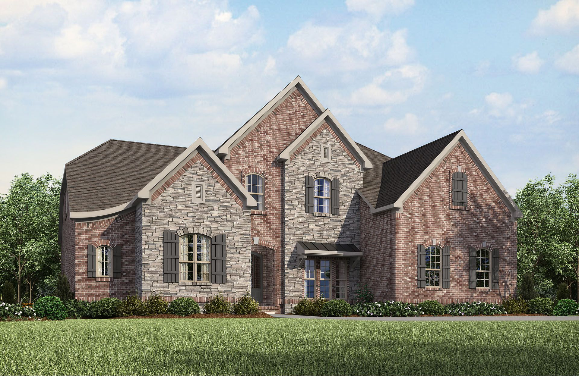 Morgan Farms by Drees Homes