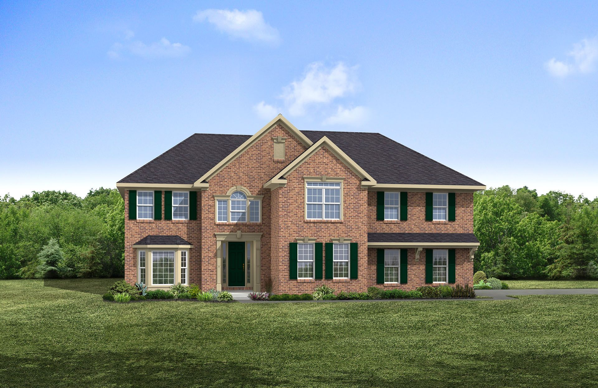 Hartwicke - Hills at Aquia: Stafford, VA - Drees Homes