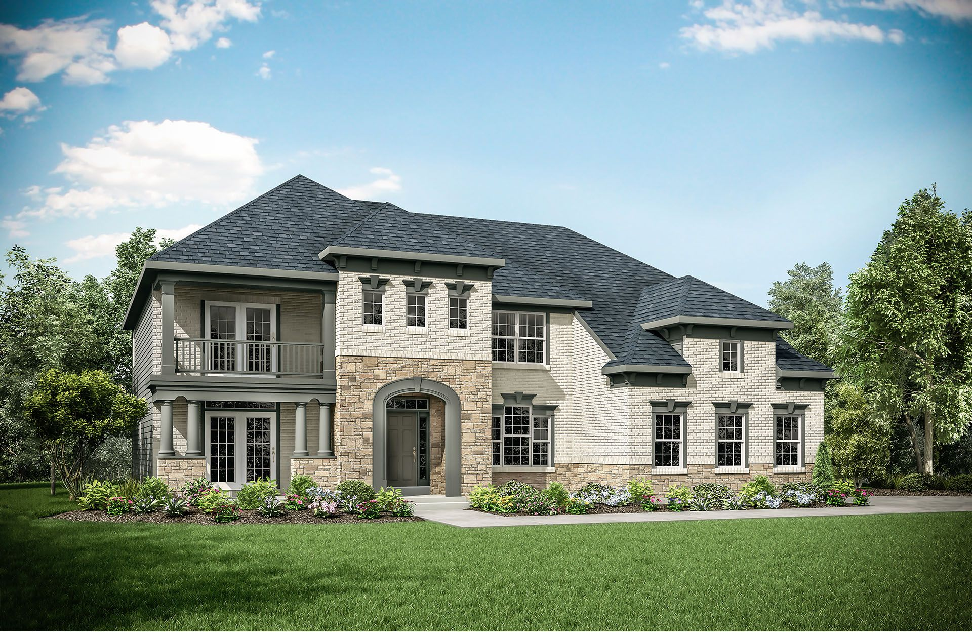 Stafford Place by Drees Homes
