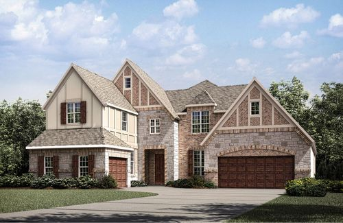 Whitley Place: Whitley Place Knolls by Drees Custom Homes in Dallas Texas