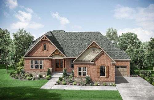Morgan Farms by Drees Homes in Nashville Tennessee
