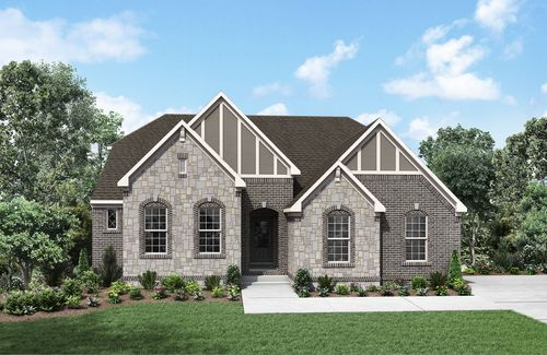 Cobblestone Landing: Cobblestone Landing by Drees Homes in Nashville Tennessee