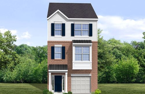 Linton at Ballenger: Linton at Ballenger Towns by Drees Homes in Washington District of Columbia