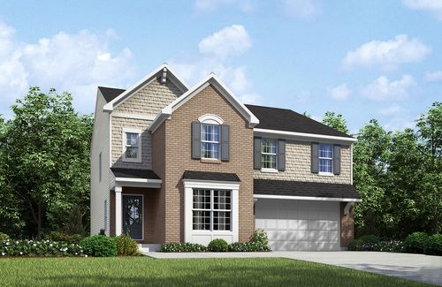 house for sale in Turning Leaf by Drees Homes