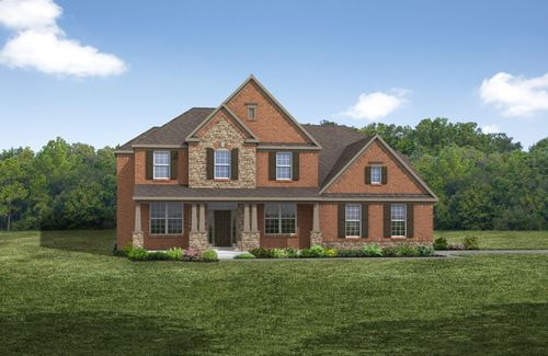 Red Stone Village by Drees Homes in Cincinnati Ohio