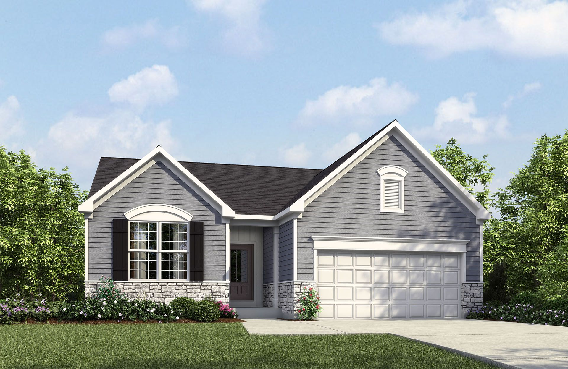 Single Family for Sale at Shepherds Crossing - Springdale 3777 Carmelle Woods Drive Mason, Ohio 45040 United States