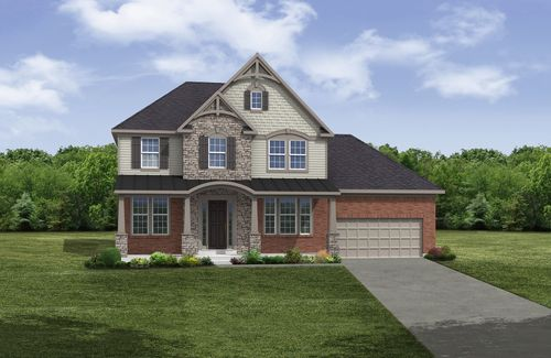 River Trace Estates by Drees Homes in Cleveland Ohio