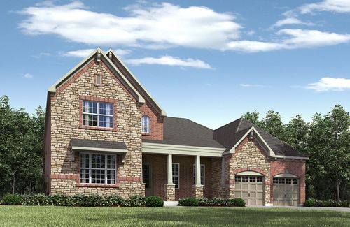 house for sale in Foxborough by Drees Homes