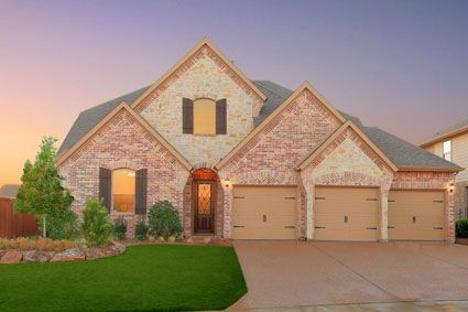 Summer Lakes by Drees Custom Homes in Houston Texas