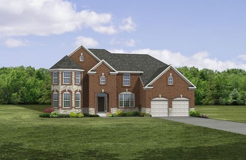 Yorkshire Estates by Drees Homes in Akron Ohio