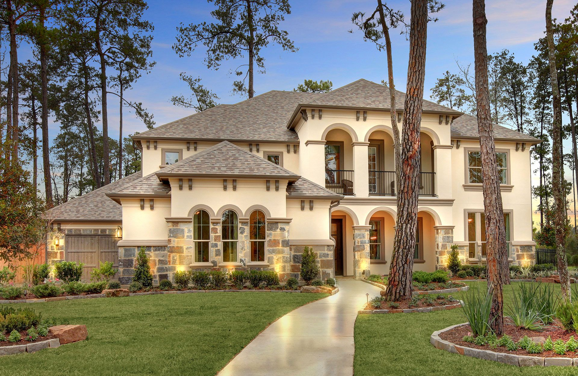 Single Family for Sale at Linley 10323 Joshua Creek Court Cypress, Texas 77433 United States