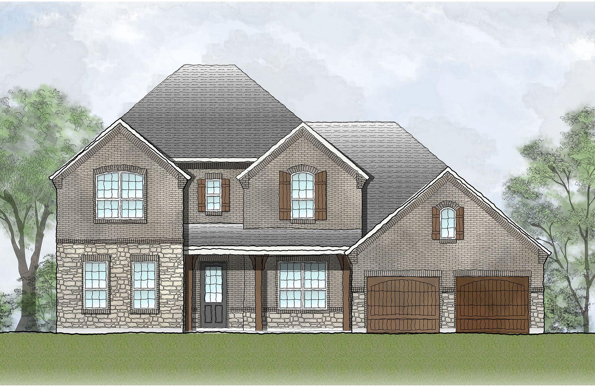 2858 Volterra Way, Keller, TX Homes & Land - Real Estate