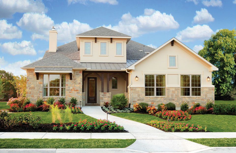 The Enclave At Brushy Creek New Homes In Cedar Park TX By