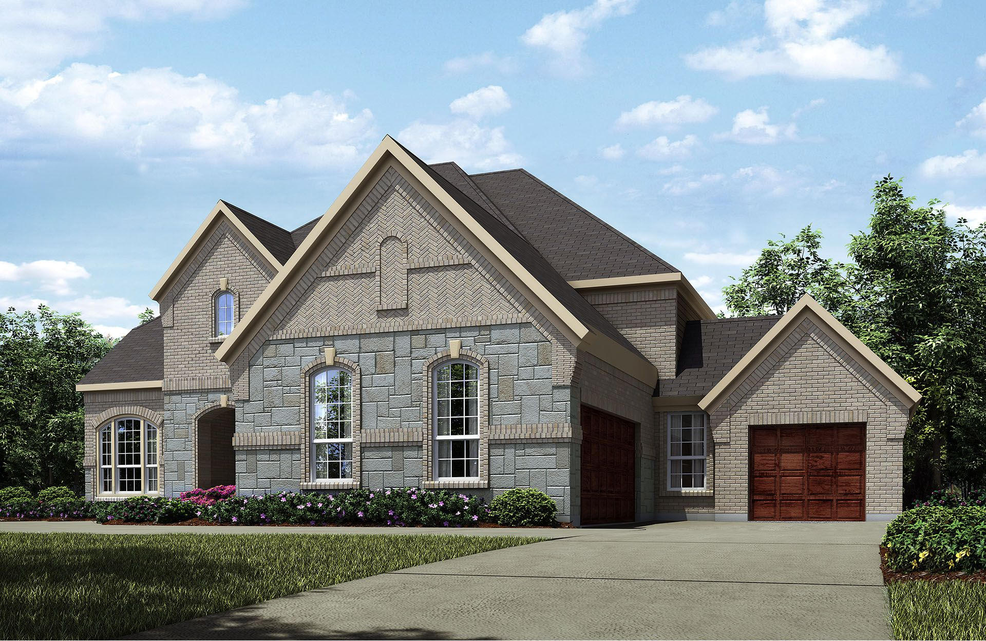 Blakely II - Willow Ridge: Prosper, TX - Drees Custom Homes