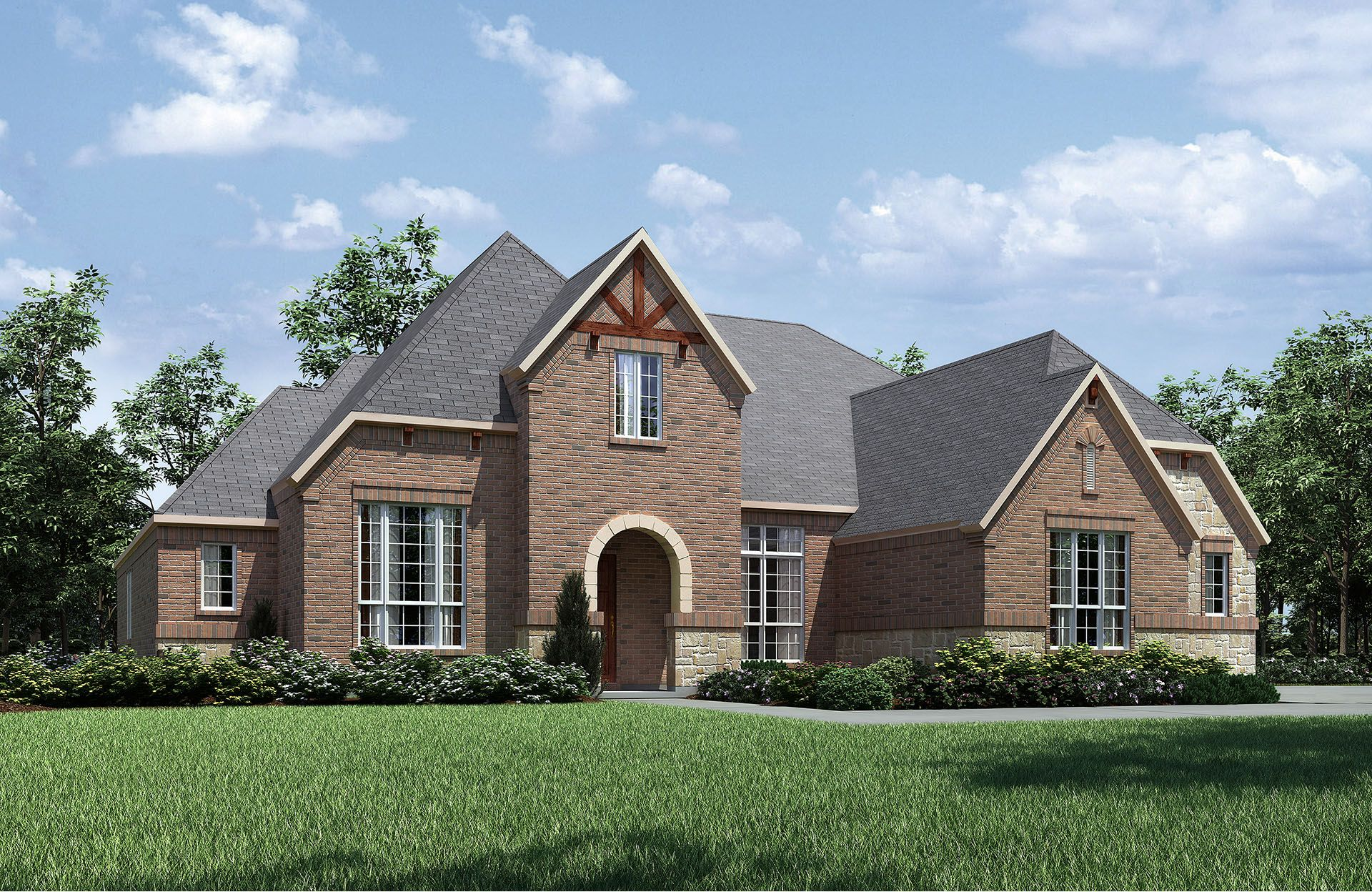Daventry II - Buffalo Creek: Rockwall, TX - Drees Custom Homes