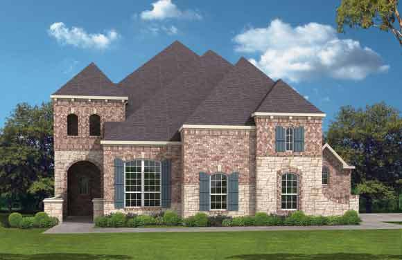 Westwood - Cumberland Crossing: Allen, TX - Drees Custom Homes