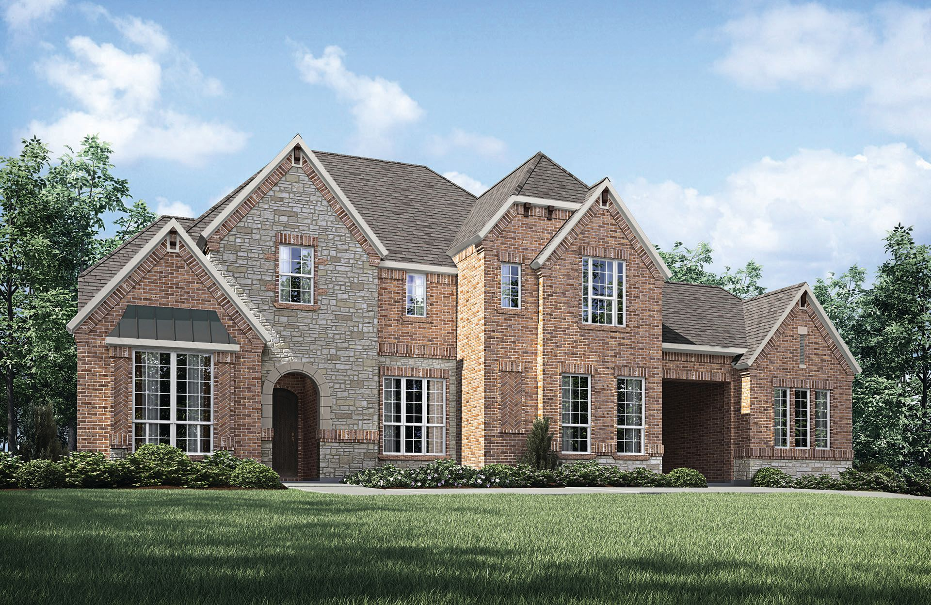 Appleton - Willow Ridge: Prosper, TX - Drees Custom Homes