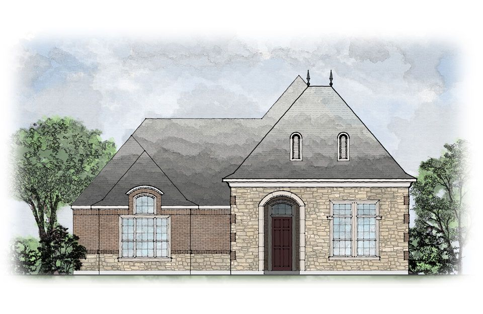 Valencia - Viridian: Arlington, TX - Drees Custom Homes