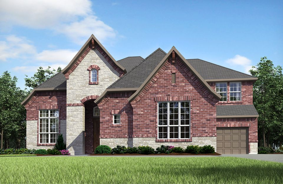 Salinas - Willow Ridge: Prosper, TX - Drees Custom Homes