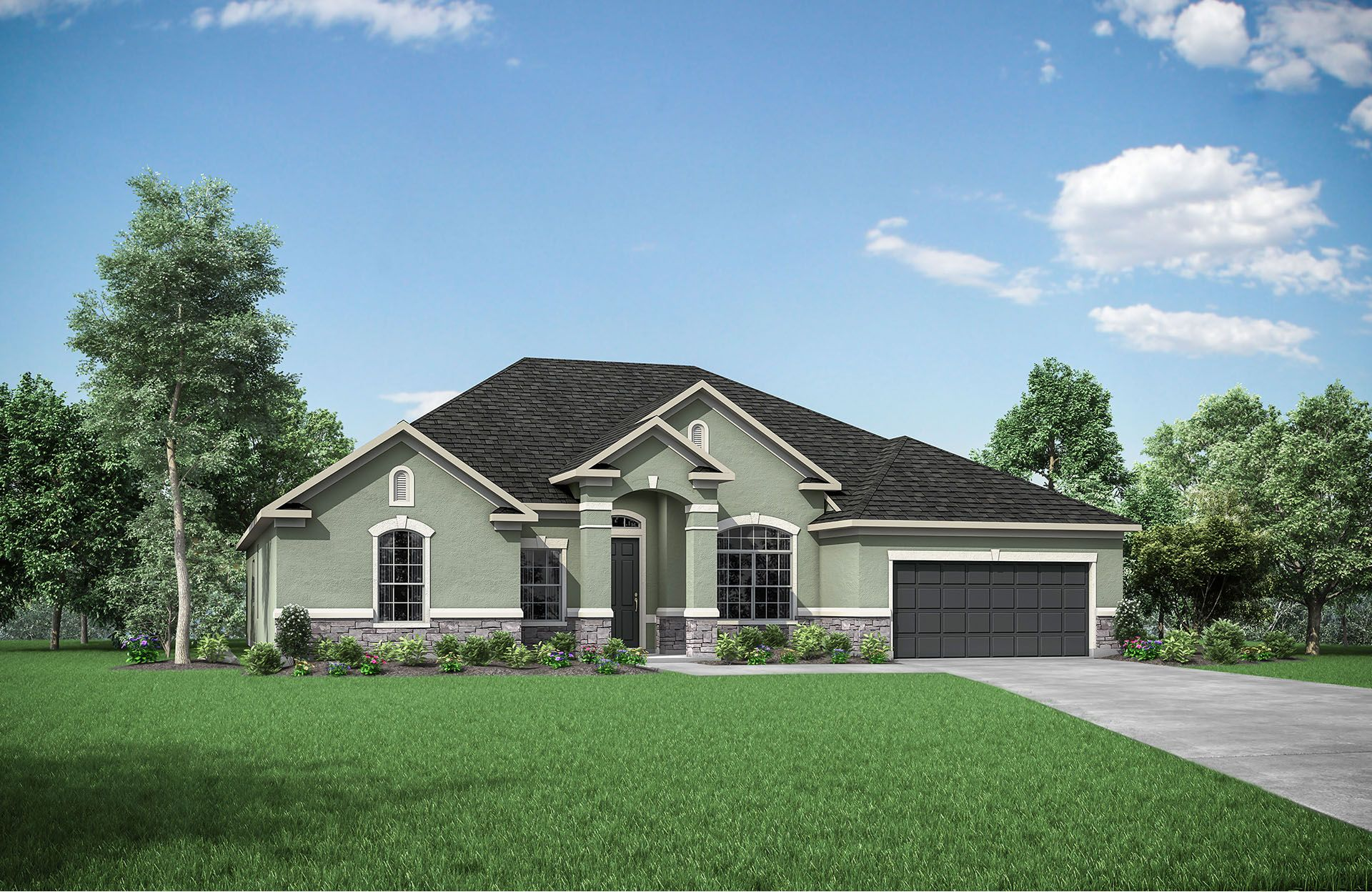 Durbin - Eagle Harbor: Orange Park, FL - Drees Homes