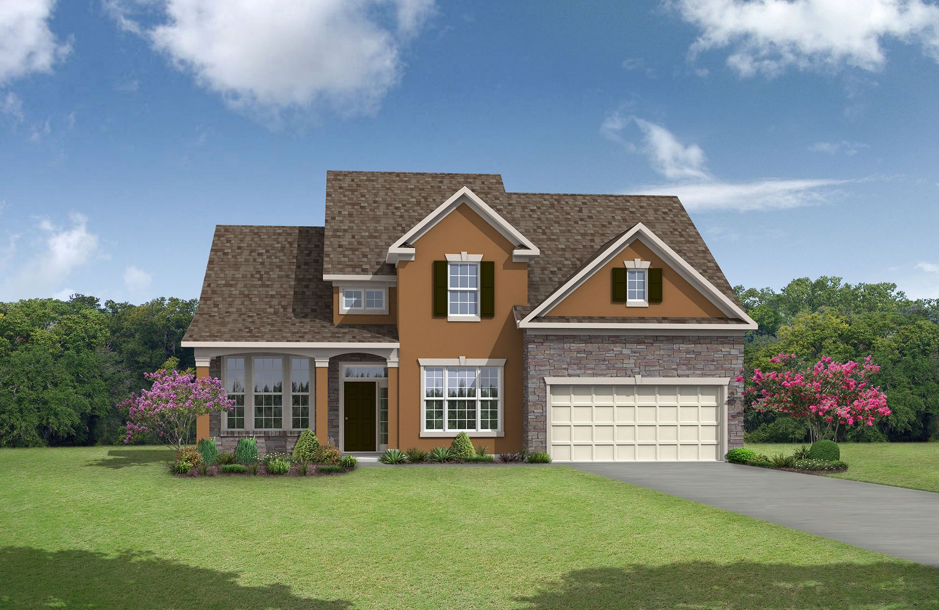 Gatewood - Two Creeks: Middleburg, FL - Drees Homes