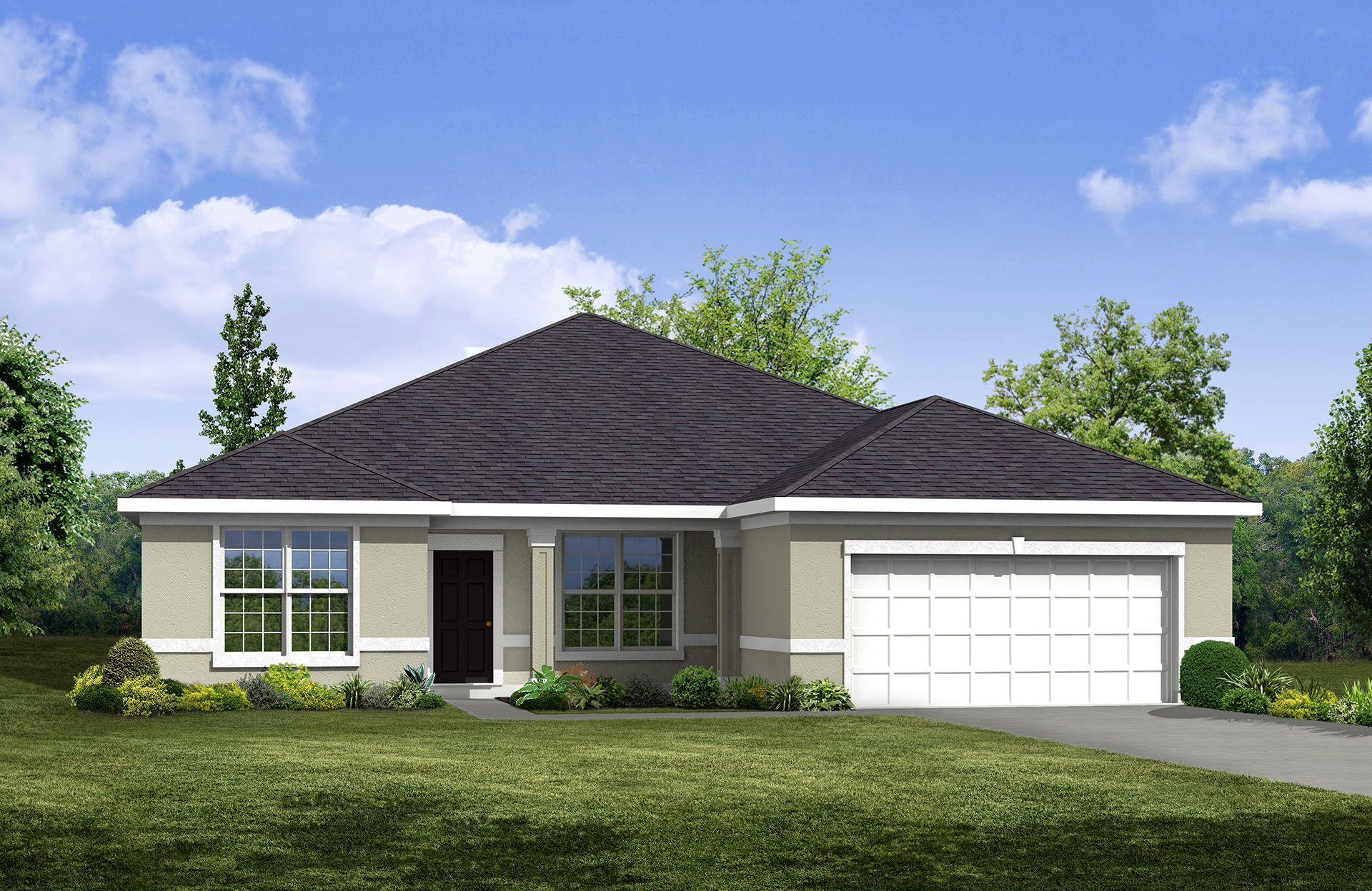 Ortega - Rolling Meadows: Macclenny, FL - Drees Homes