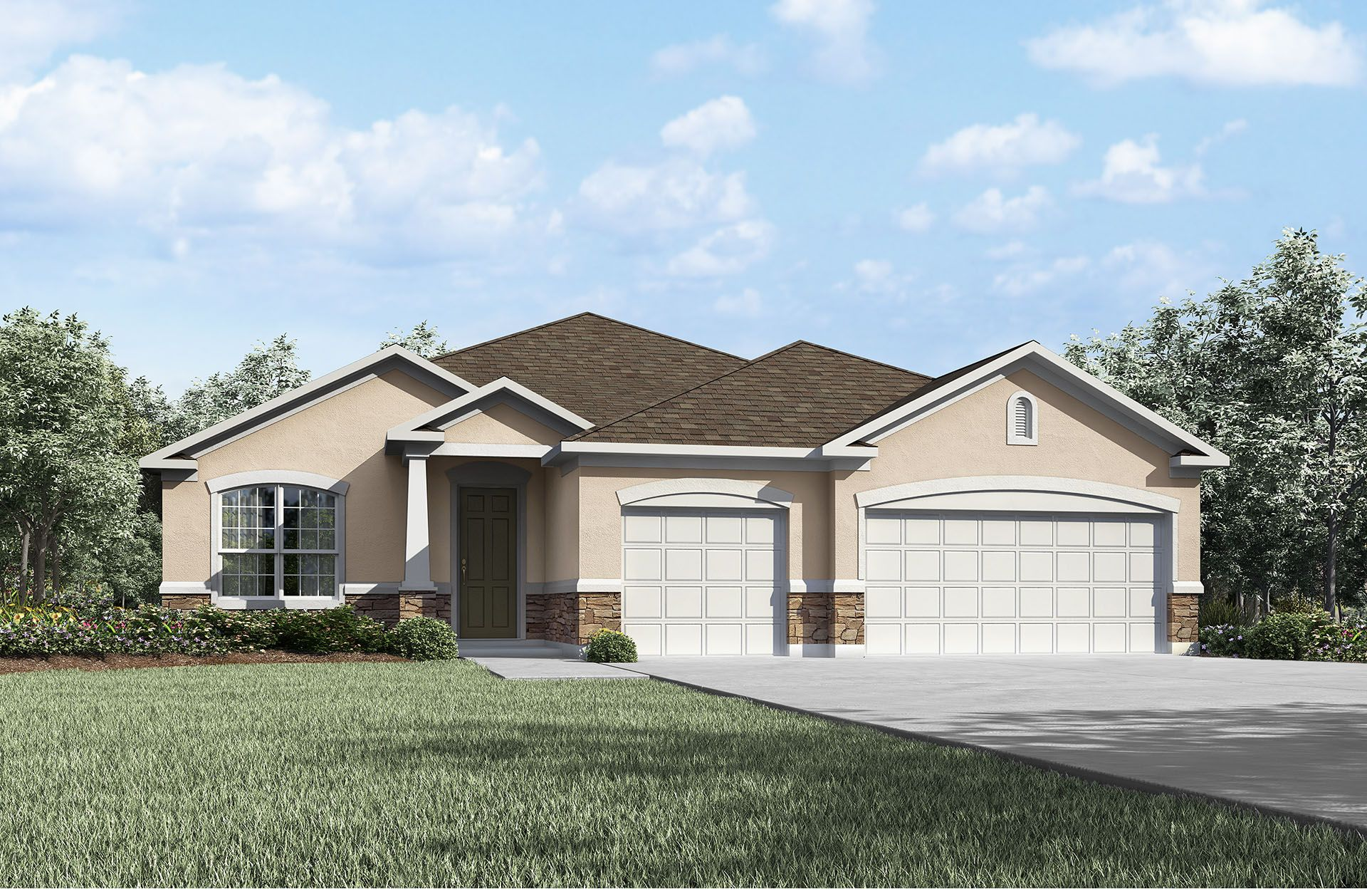 San Pablo - Eagle Harbor: Fleming Island, FL - Drees Homes