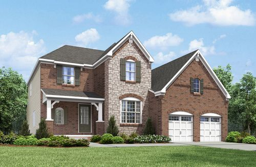 Emerald Ridge by Drees Homes in Indianapolis Indiana
