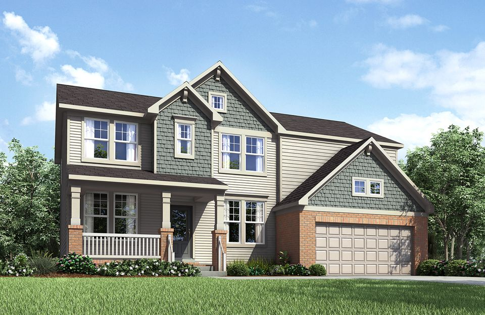 Quentin - The Village at Rolesville: Rolesville, NC - Drees Homes