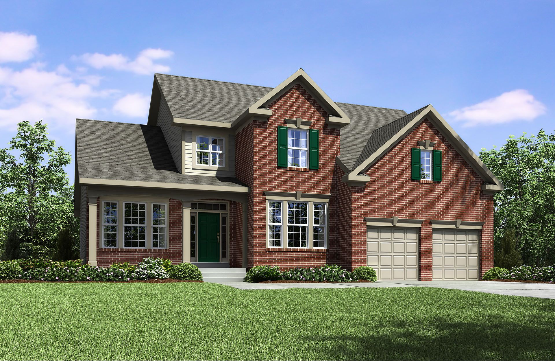 Wyngate IV - Park at West Lake: Apex, NC - Drees Homes