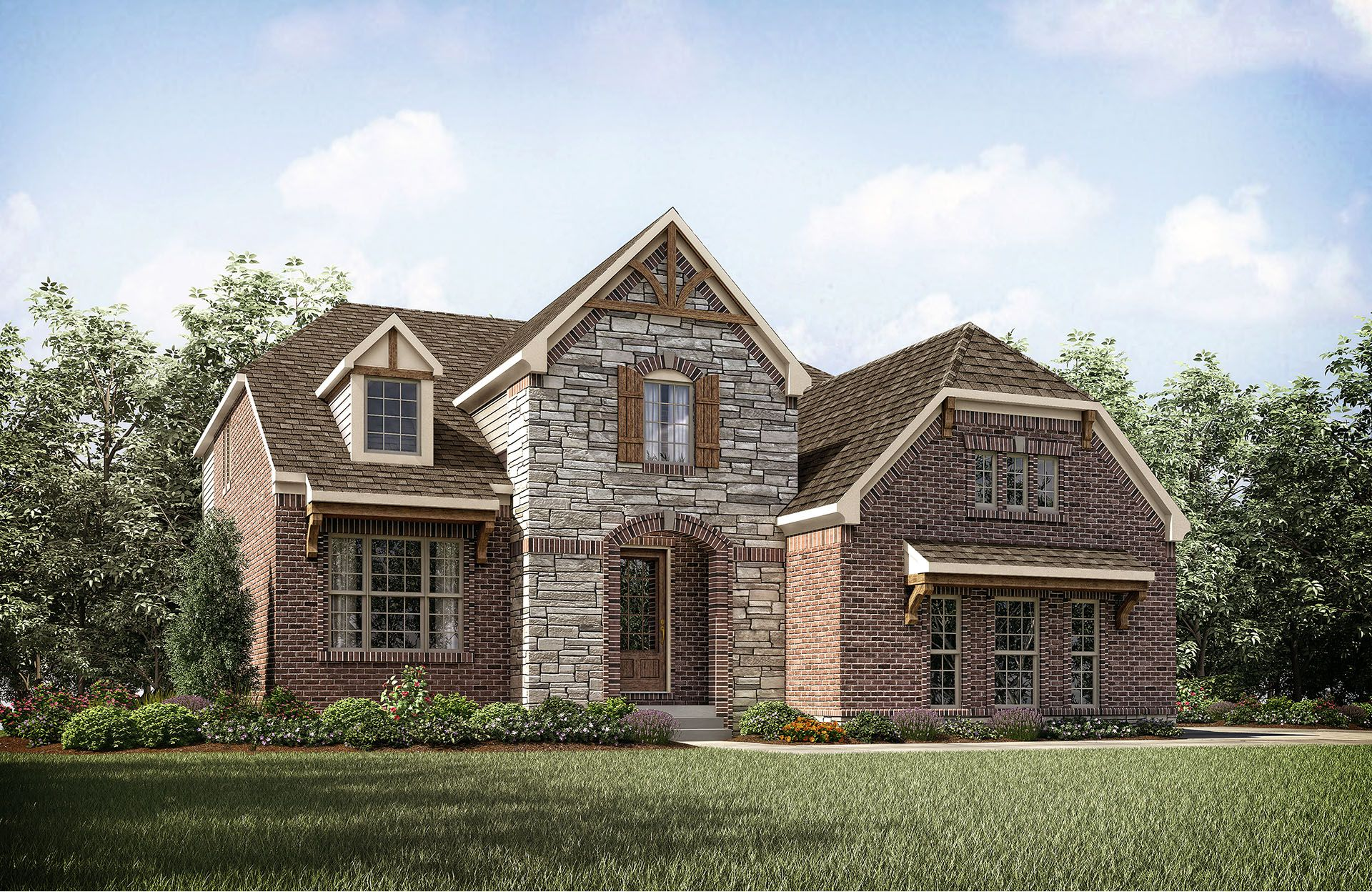 Abriel - Burkitt Place: Nolensville, TN - Drees Homes