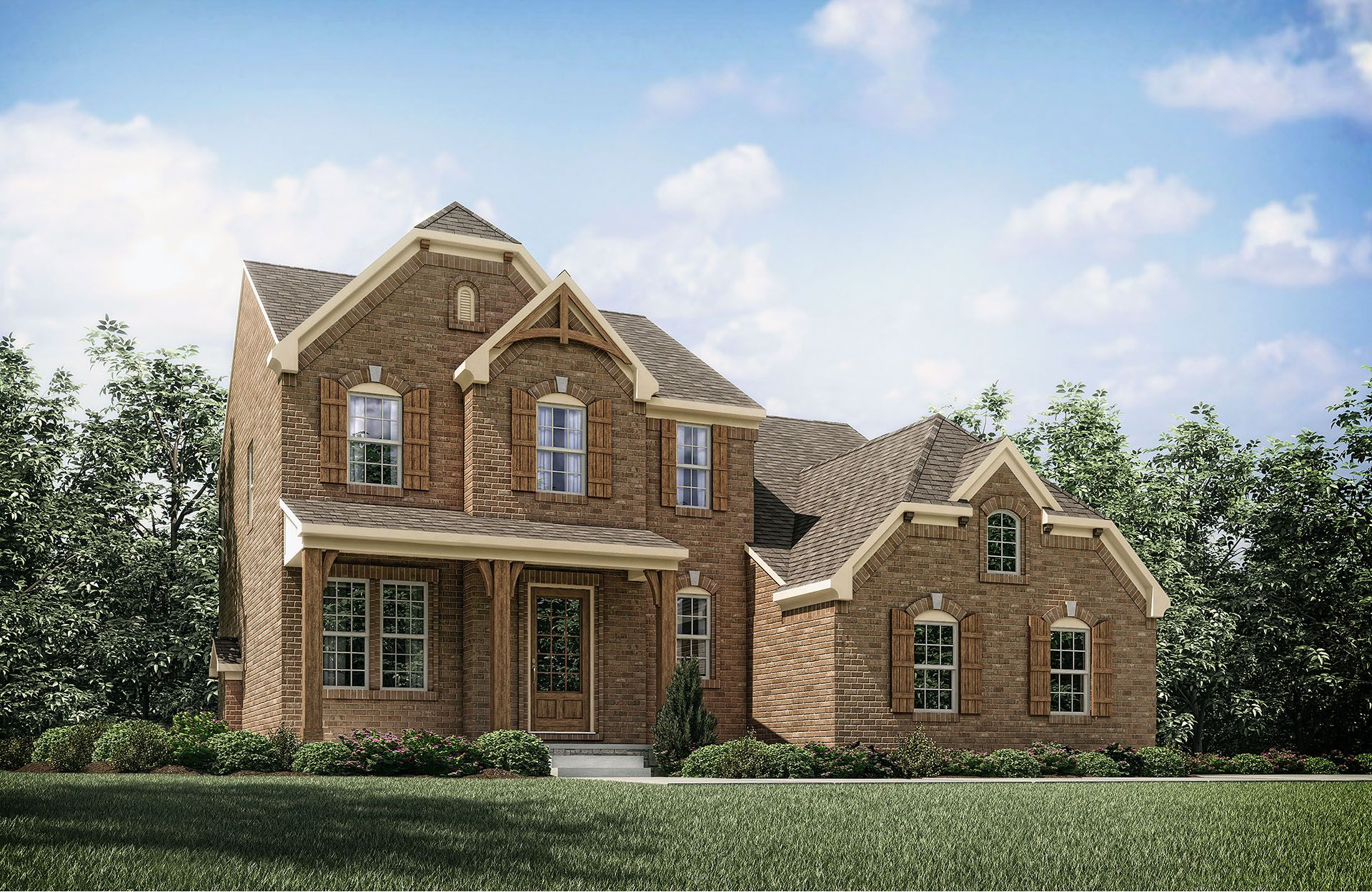 Celestial - Burkitt Place: Nolensville, TN - Drees Homes