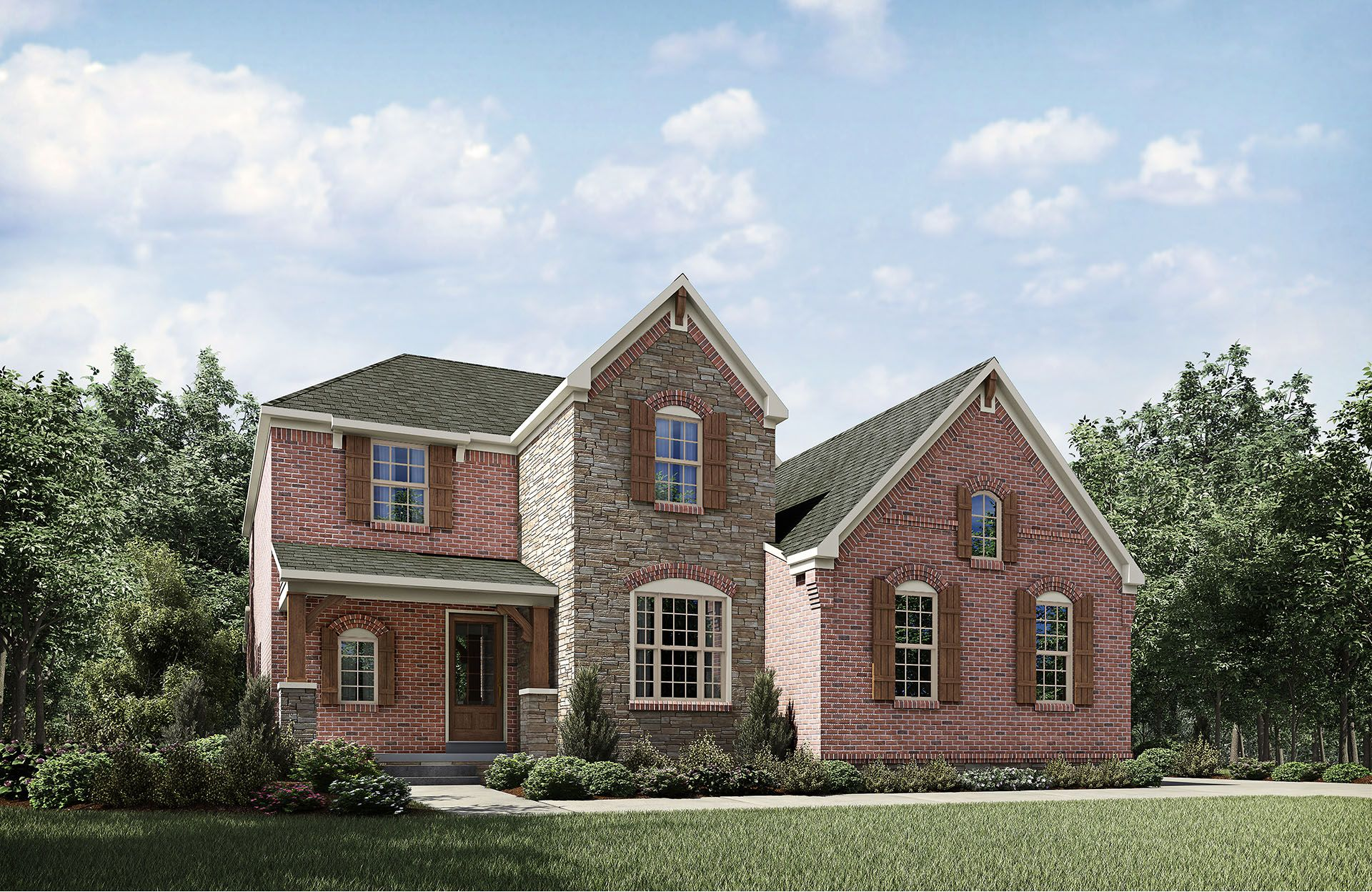 Harper - Cobblestone Landing: Mount Juliet, TN - Drees Homes