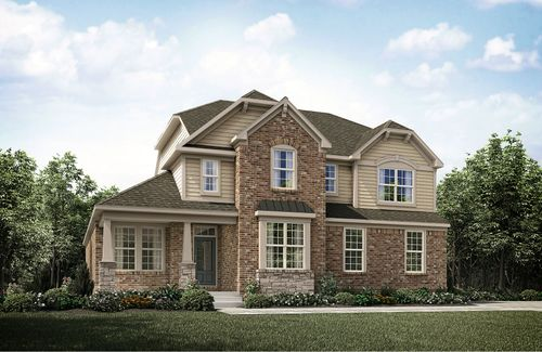 Arrington Retreat by Drees Homes in Nashville Tennessee