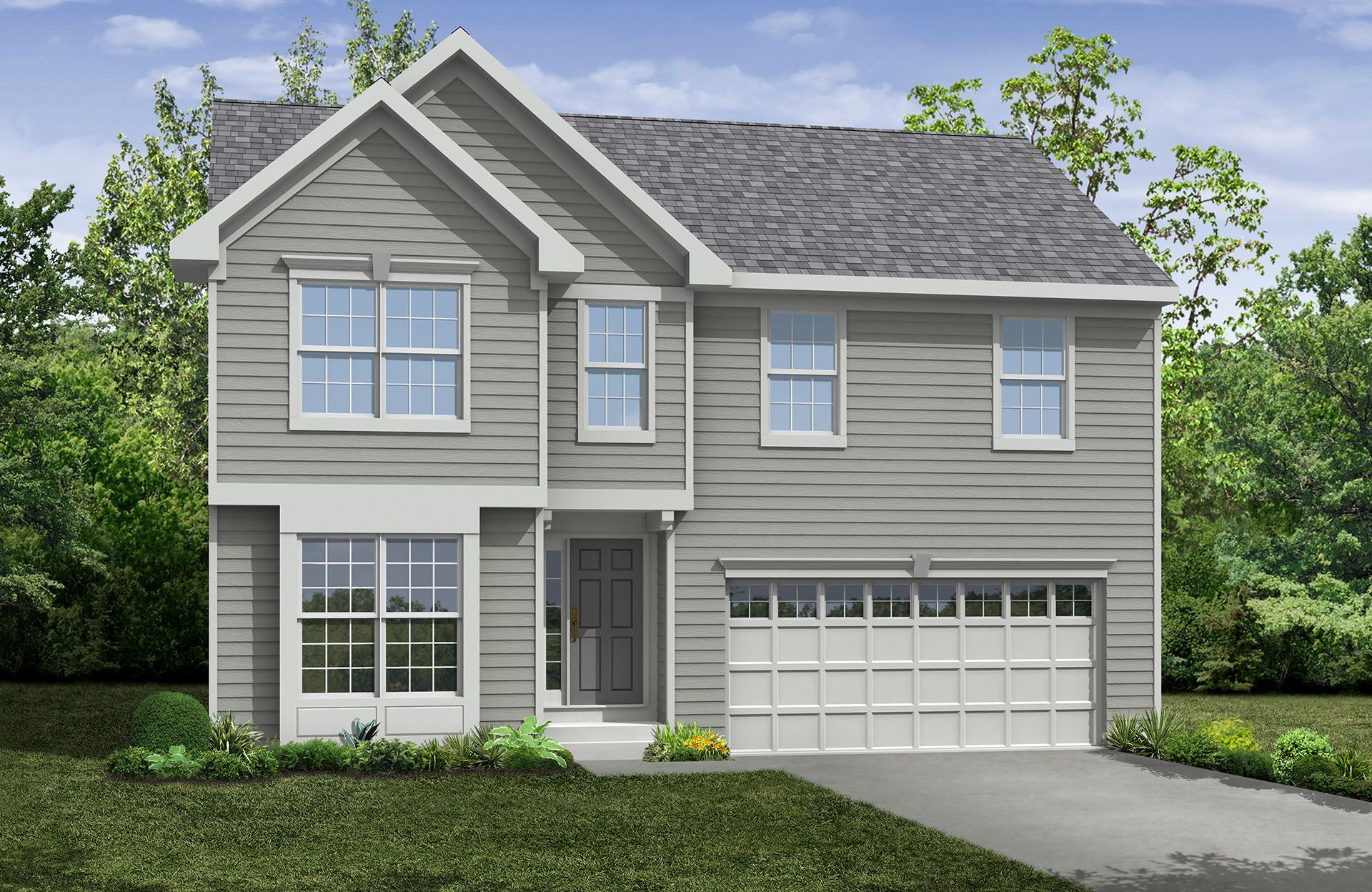 Chester - Bexley Place: Strongsville, OH - Drees Homes