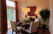 homes in Baker's Creek at Echo Lake by Drees Homes
