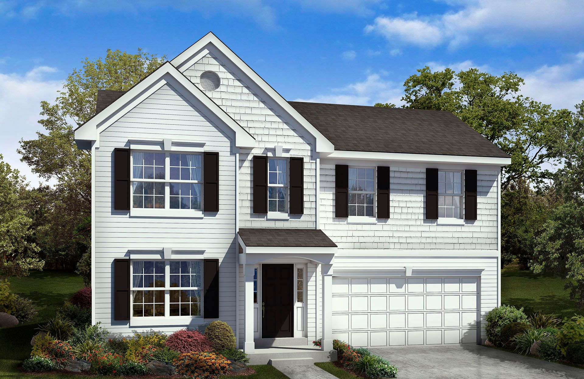 Harlow - Baker's Creek at Echo Lake: Strongsville, OH - Drees Homes