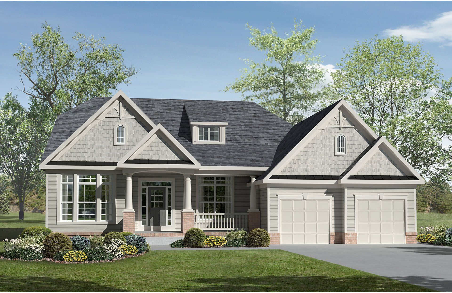 Aberdeen - Park at West Lake: Apex, NC - Drees Homes