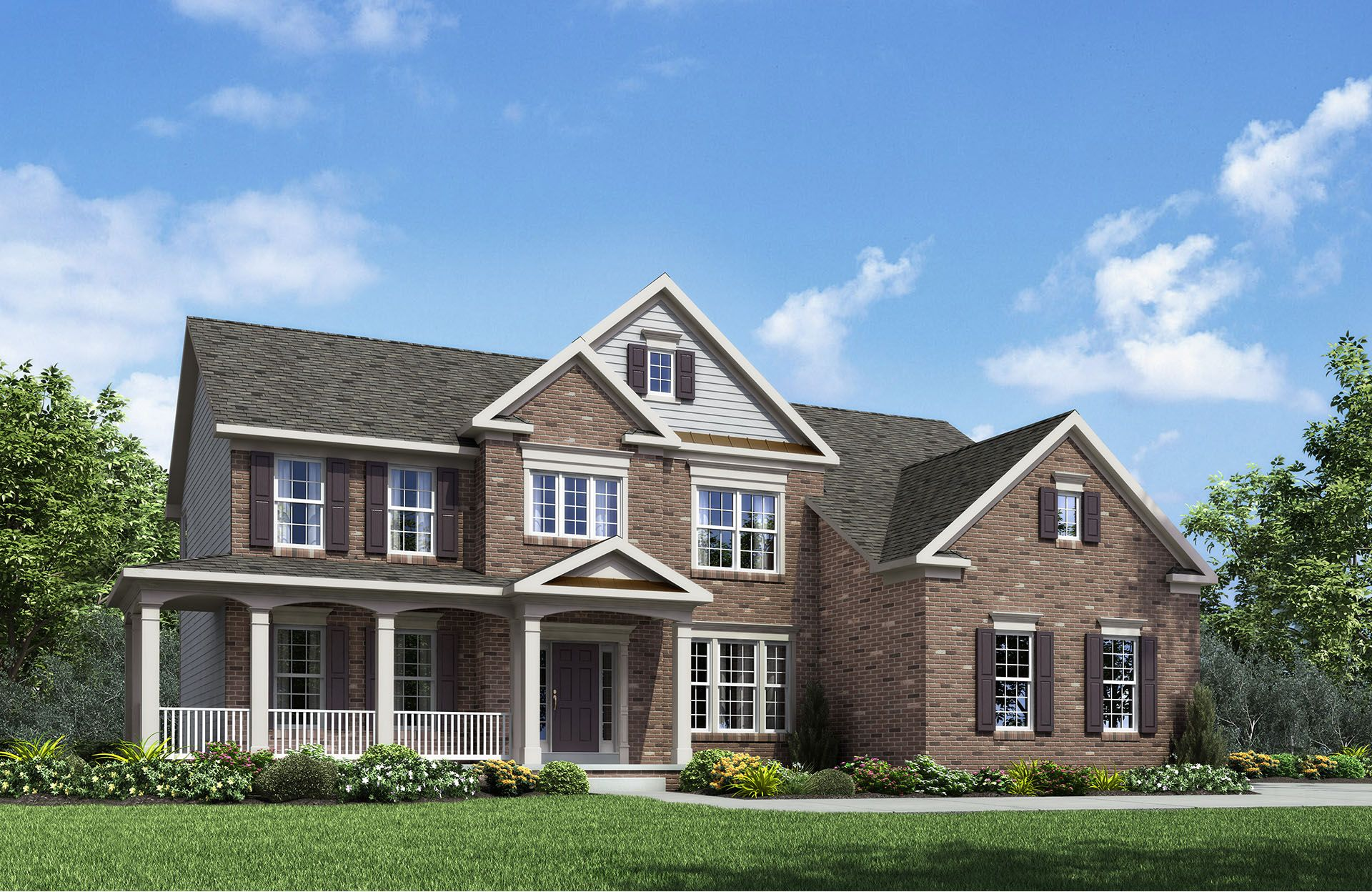 Ashville IV - Park at West Lake: Apex, NC - Drees Homes