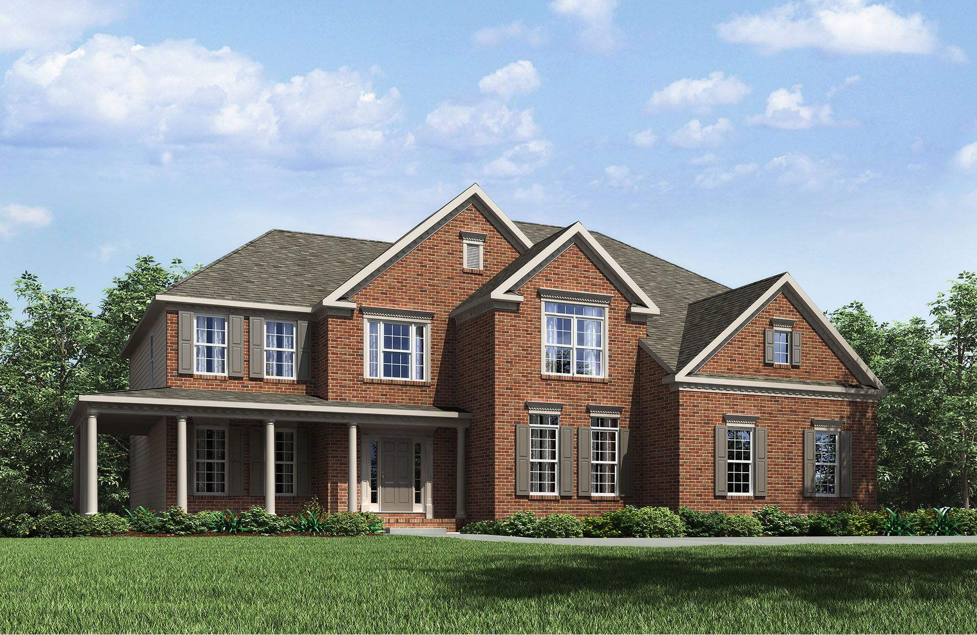 Hartwicke - Park at West Lake: Apex, NC - Drees Homes